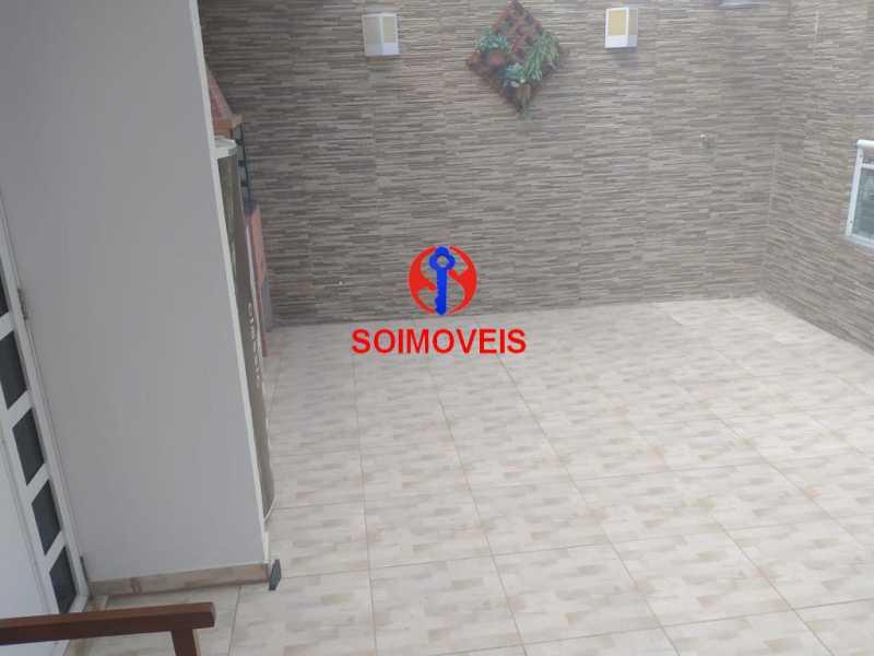 Terraço 2. - Casa em Condomínio 2 quartos à venda São Francisco Xavier, Rio de Janeiro - R$ 425.000 - TJCN20007 - 16