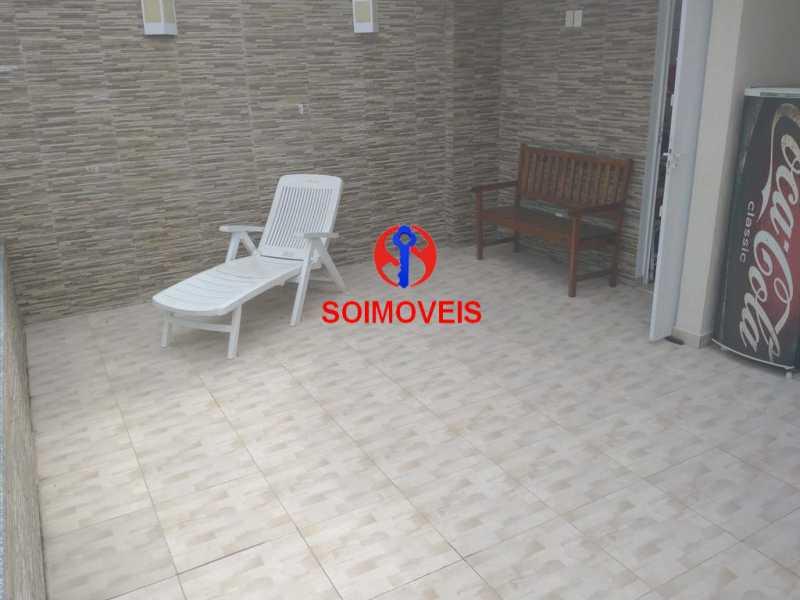 Terraço 3. - Casa em Condomínio 2 quartos à venda São Francisco Xavier, Rio de Janeiro - R$ 425.000 - TJCN20007 - 17