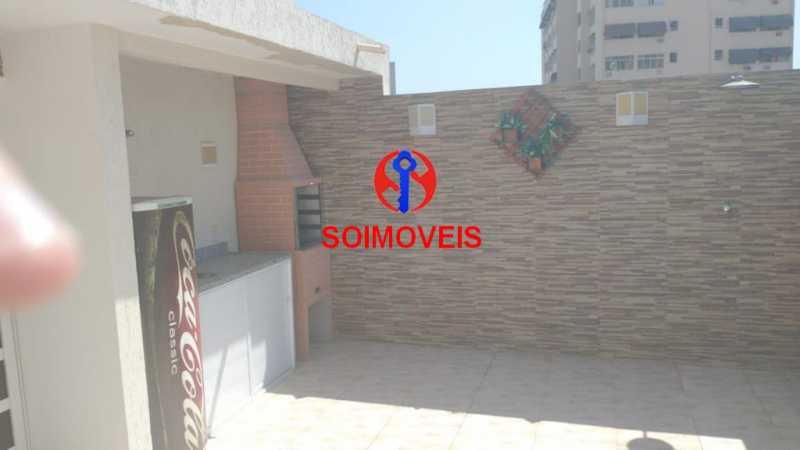 Terraço 4. - Casa em Condomínio 2 quartos à venda São Francisco Xavier, Rio de Janeiro - R$ 425.000 - TJCN20007 - 18