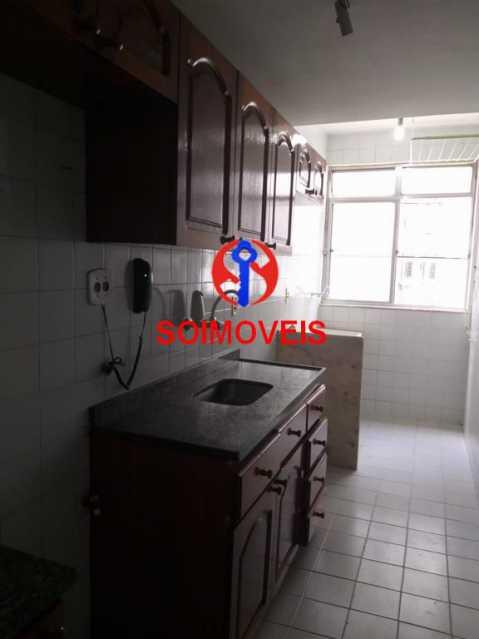 Cozinha - Apartamento 2 quartos à venda São Francisco Xavier, Rio de Janeiro - R$ 230.000 - TJAP21309 - 9