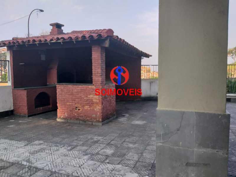Área gourmet - Apartamento 2 quartos à venda São Francisco Xavier, Rio de Janeiro - R$ 230.000 - TJAP21309 - 12