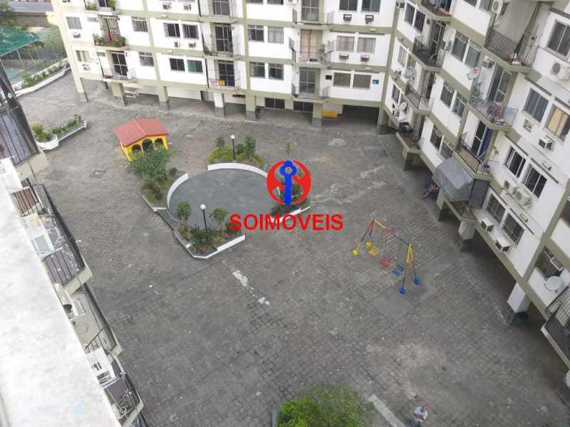 Vista - Apartamento 2 quartos à venda São Francisco Xavier, Rio de Janeiro - R$ 230.000 - TJAP21309 - 1