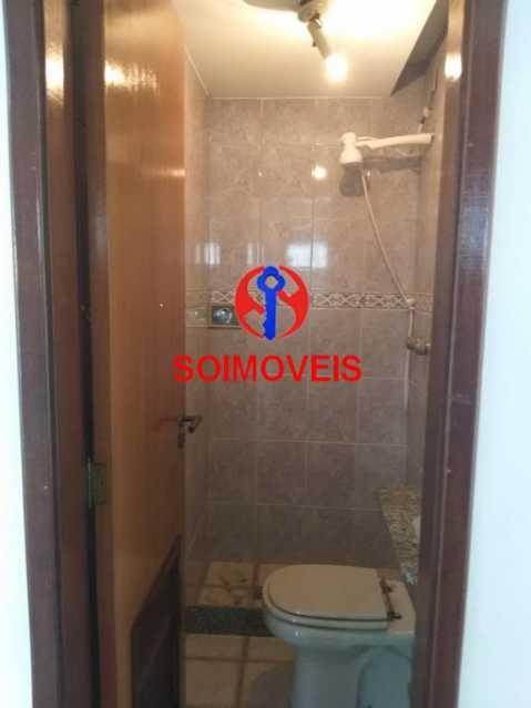 Banheiro - Apartamento 2 quartos à venda São Francisco Xavier, Rio de Janeiro - R$ 230.000 - TJAP21309 - 11