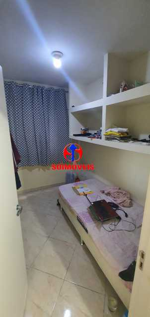 QUARTO REVERSÍVEL - Apartamento 1 quarto à venda Glória, Rio de Janeiro - R$ 330.000 - TJAP10279 - 11
