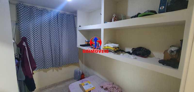 QUARTO REVERSÍVEL - Apartamento 1 quarto à venda Glória, Rio de Janeiro - R$ 330.000 - TJAP10279 - 12