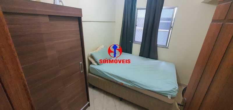 QUARTO - Apartamento 1 quarto à venda Glória, Rio de Janeiro - R$ 330.000 - TJAP10279 - 7