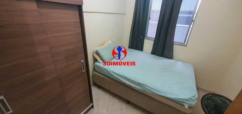 QUARTO - Apartamento 1 quarto à venda Glória, Rio de Janeiro - R$ 330.000 - TJAP10279 - 8