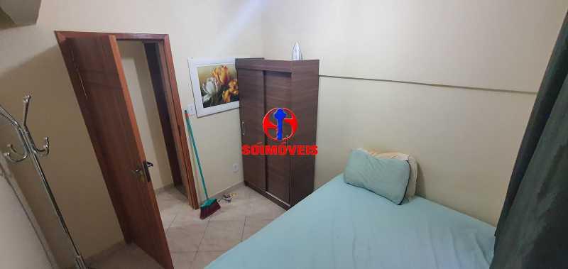 QUARTO - Apartamento 1 quarto à venda Glória, Rio de Janeiro - R$ 330.000 - TJAP10279 - 9