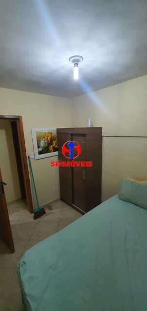 QUARTO - Apartamento 1 quarto à venda Glória, Rio de Janeiro - R$ 330.000 - TJAP10279 - 10