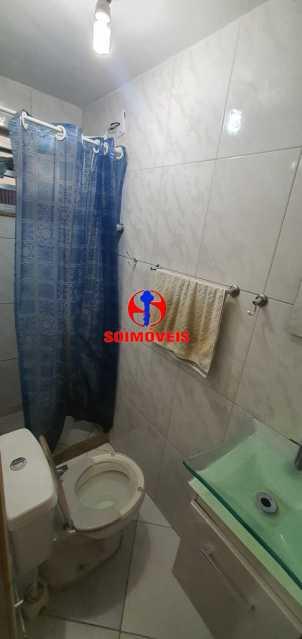 BANHEIRO - Apartamento 1 quarto à venda Glória, Rio de Janeiro - R$ 330.000 - TJAP10279 - 13