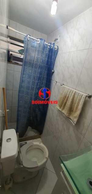 BANHEIRO - Apartamento 1 quarto à venda Glória, Rio de Janeiro - R$ 330.000 - TJAP10279 - 14