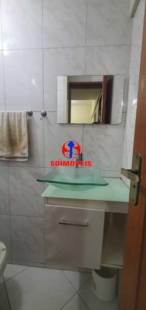 BANHEIRO - Apartamento 1 quarto à venda Glória, Rio de Janeiro - R$ 330.000 - TJAP10279 - 15