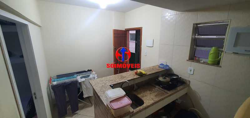 ENTRADA  - Apartamento 1 quarto à venda Glória, Rio de Janeiro - R$ 330.000 - TJAP10279 - 3
