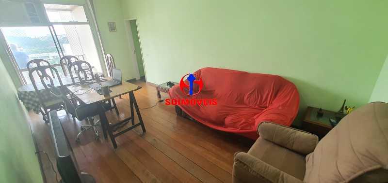 01 - Apartamento 3 quartos à venda Maracanã, Rio de Janeiro - R$ 650.000 - TJAP30568 - 1