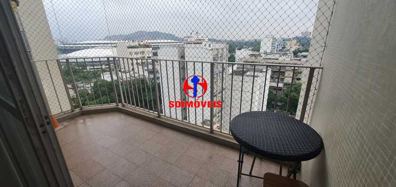 24 - Apartamento 3 quartos à venda Maracanã, Rio de Janeiro - R$ 650.000 - TJAP30568 - 22