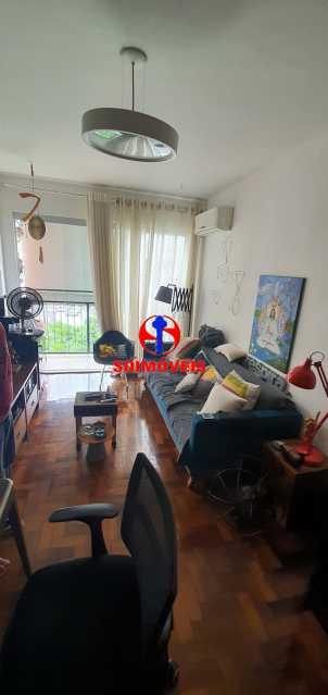 SALA - Apartamento 2 quartos à venda Andaraí, Rio de Janeiro - R$ 370.000 - TJAP21245 - 1