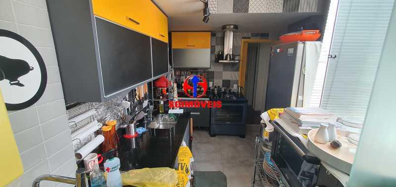 COZINHA - Apartamento 2 quartos à venda Andaraí, Rio de Janeiro - R$ 370.000 - TJAP21245 - 6