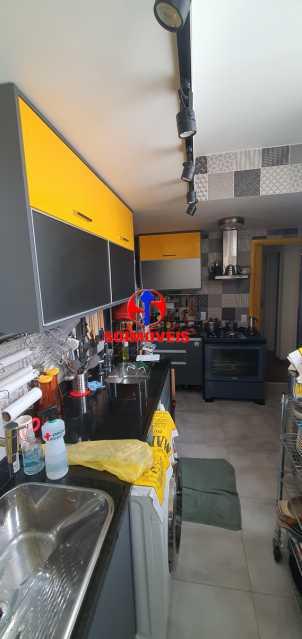 COZINHA - Apartamento 2 quartos à venda Andaraí, Rio de Janeiro - R$ 370.000 - TJAP21245 - 7