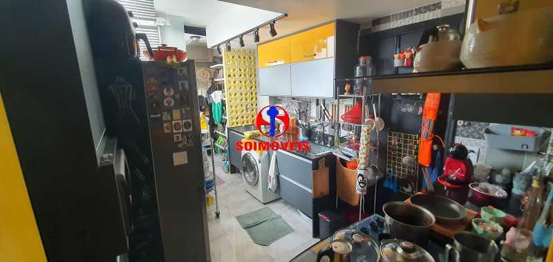 COZINHA - Apartamento 2 quartos à venda Andaraí, Rio de Janeiro - R$ 370.000 - TJAP21245 - 8