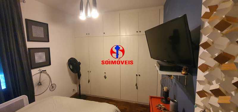 QUARTO - Apartamento 2 quartos à venda Andaraí, Rio de Janeiro - R$ 370.000 - TJAP21245 - 11