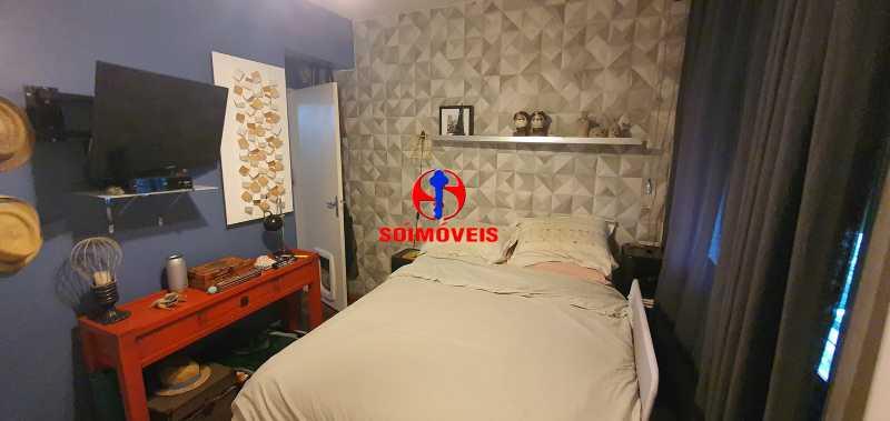 QUARTO - Apartamento 2 quartos à venda Andaraí, Rio de Janeiro - R$ 370.000 - TJAP21245 - 12