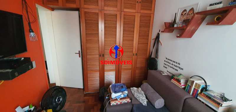QUARTO - Apartamento 2 quartos à venda Andaraí, Rio de Janeiro - R$ 370.000 - TJAP21245 - 15