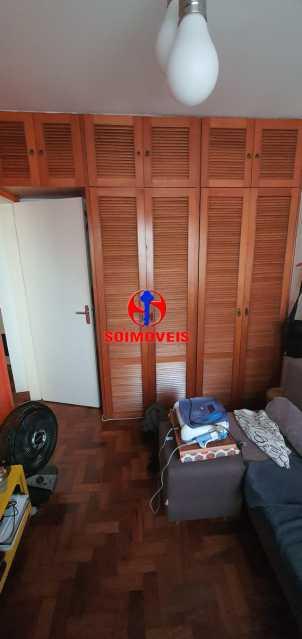 QUARTO - Apartamento 2 quartos à venda Andaraí, Rio de Janeiro - R$ 370.000 - TJAP21245 - 16