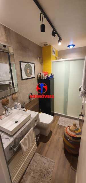 BANHEIRO - Apartamento 2 quartos à venda Andaraí, Rio de Janeiro - R$ 370.000 - TJAP21245 - 17