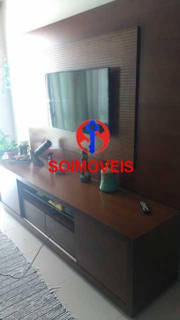 SALA - Apartamento 2 quartos à venda Andaraí, Rio de Janeiro - R$ 590.000 - TJAP21252 - 6