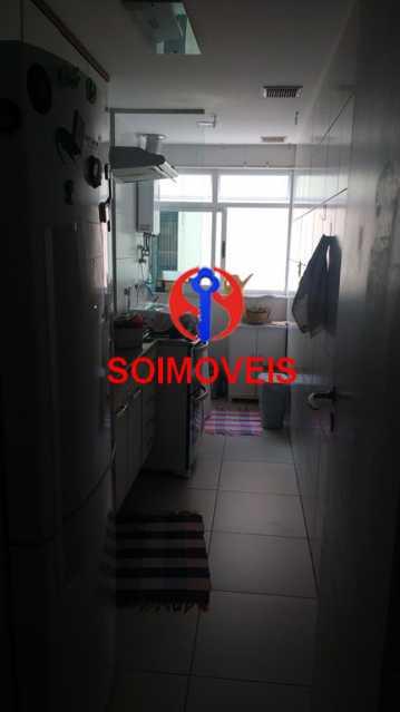 COZINHA - Apartamento 2 quartos à venda Andaraí, Rio de Janeiro - R$ 590.000 - TJAP21252 - 8