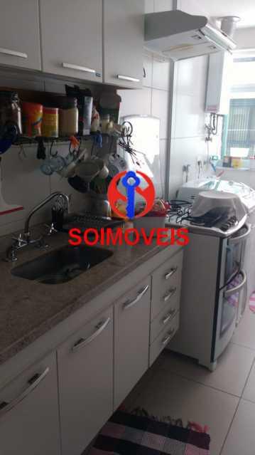 COZINHA - Apartamento 2 quartos à venda Andaraí, Rio de Janeiro - R$ 590.000 - TJAP21252 - 10