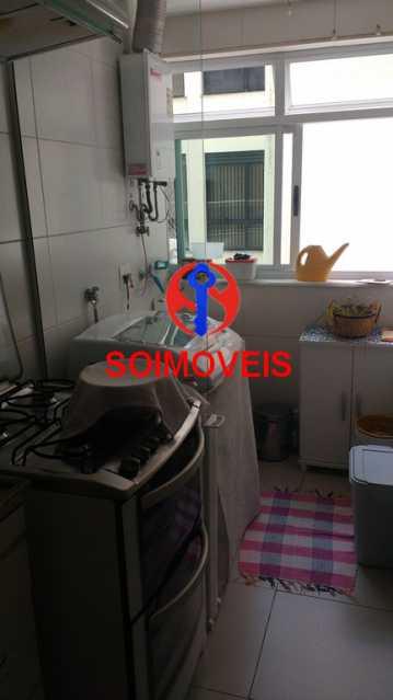 COZINHA - Apartamento 2 quartos à venda Andaraí, Rio de Janeiro - R$ 590.000 - TJAP21252 - 11