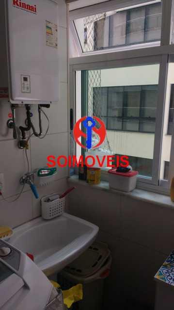 ÁREA LAV. - Apartamento 2 quartos à venda Andaraí, Rio de Janeiro - R$ 590.000 - TJAP21252 - 12