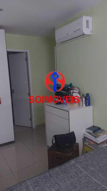 QUARTO - Apartamento 2 quartos à venda Andaraí, Rio de Janeiro - R$ 590.000 - TJAP21252 - 14