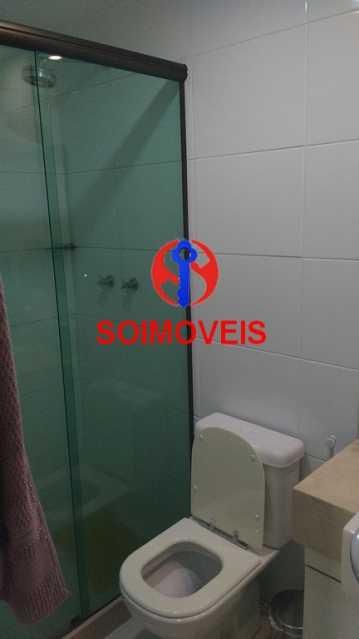 WC - Apartamento 2 quartos à venda Andaraí, Rio de Janeiro - R$ 590.000 - TJAP21252 - 22