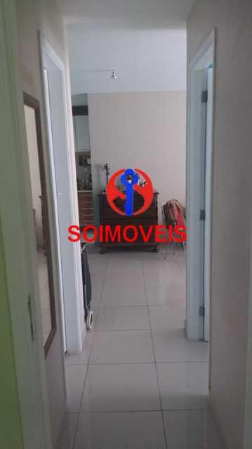 QUARTO - Apartamento 2 quartos à venda Andaraí, Rio de Janeiro - R$ 590.000 - TJAP21252 - 15