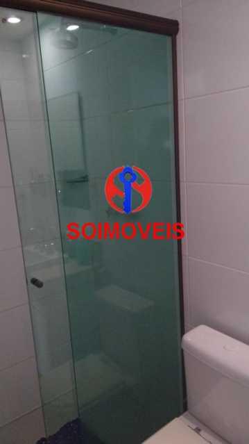WC - Apartamento 2 quartos à venda Andaraí, Rio de Janeiro - R$ 590.000 - TJAP21252 - 23