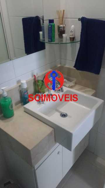 WC - Apartamento 2 quartos à venda Andaraí, Rio de Janeiro - R$ 590.000 - TJAP21252 - 24