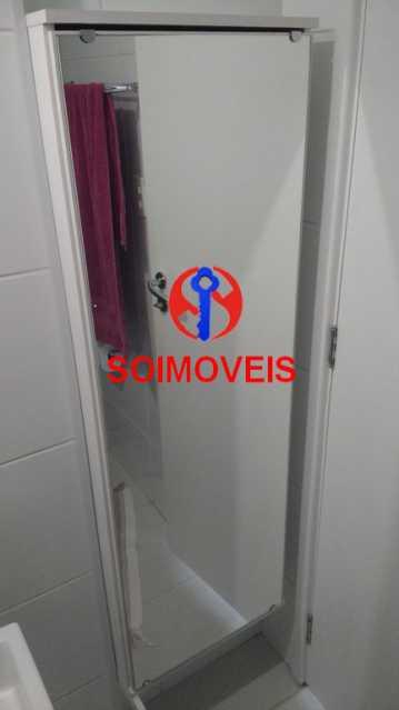 WC - Apartamento 2 quartos à venda Andaraí, Rio de Janeiro - R$ 590.000 - TJAP21252 - 25