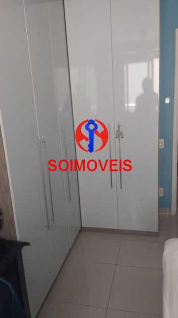 QUARTO - Apartamento 2 quartos à venda Andaraí, Rio de Janeiro - R$ 590.000 - TJAP21252 - 20
