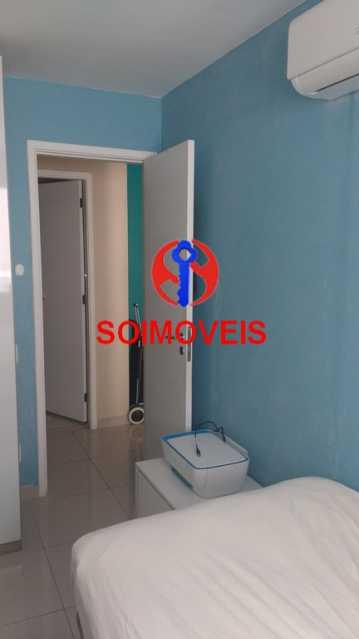 QUARTO - Apartamento 2 quartos à venda Andaraí, Rio de Janeiro - R$ 590.000 - TJAP21252 - 16