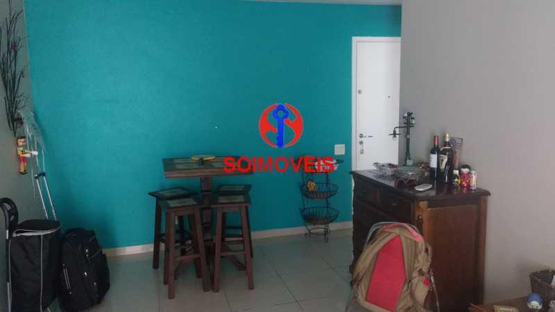 SALA - Apartamento 2 quartos à venda Andaraí, Rio de Janeiro - R$ 590.000 - TJAP21252 - 4