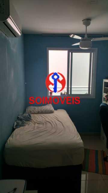 QUARTO - Apartamento 2 quartos à venda Andaraí, Rio de Janeiro - R$ 590.000 - TJAP21252 - 17