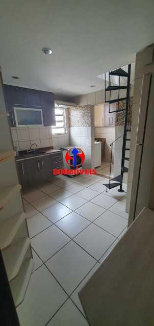 cozinha - Apartamento 2 quartos à venda Grajaú, Rio de Janeiro - R$ 430.000 - TJAP21261 - 4