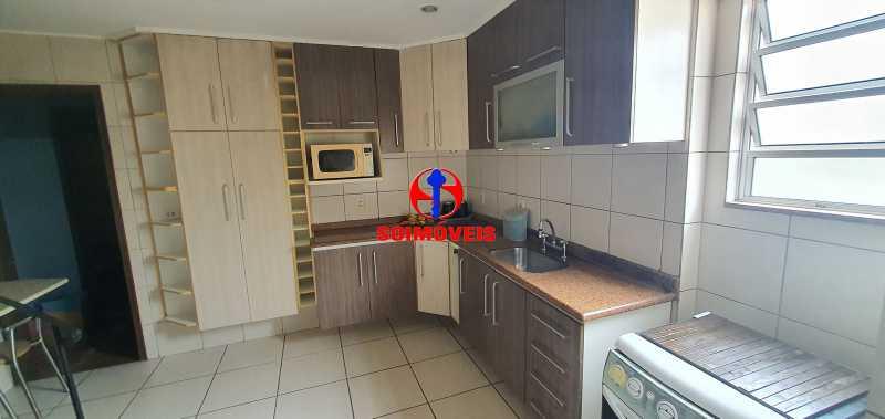 cozinha - Apartamento 2 quartos à venda Grajaú, Rio de Janeiro - R$ 430.000 - TJAP21261 - 5