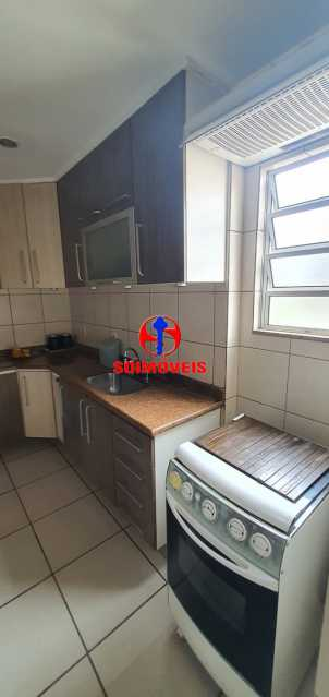 cozinha - Apartamento 2 quartos à venda Grajaú, Rio de Janeiro - R$ 430.000 - TJAP21261 - 6