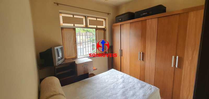 quarto - Apartamento 2 quartos à venda Grajaú, Rio de Janeiro - R$ 430.000 - TJAP21261 - 9