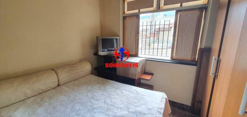 quarto - Apartamento 2 quartos à venda Grajaú, Rio de Janeiro - R$ 430.000 - TJAP21261 - 11
