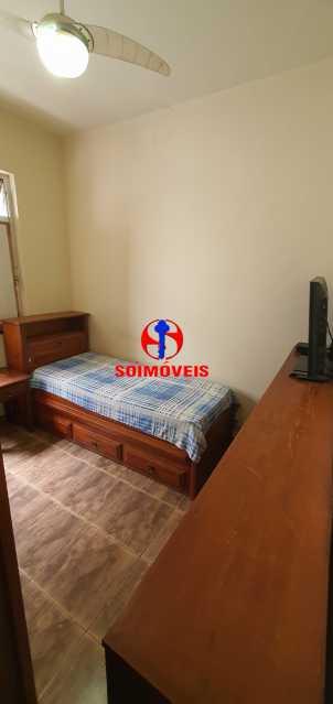 quarto - Apartamento 2 quartos à venda Grajaú, Rio de Janeiro - R$ 430.000 - TJAP21261 - 12