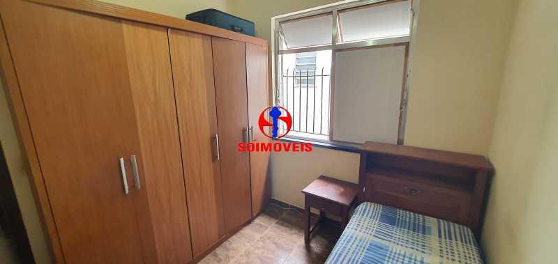 quarto - Apartamento 2 quartos à venda Grajaú, Rio de Janeiro - R$ 430.000 - TJAP21261 - 13